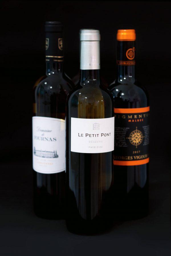 Kod Francuza, vina kod Francuza, vina, wines, wine mix, le petit pont